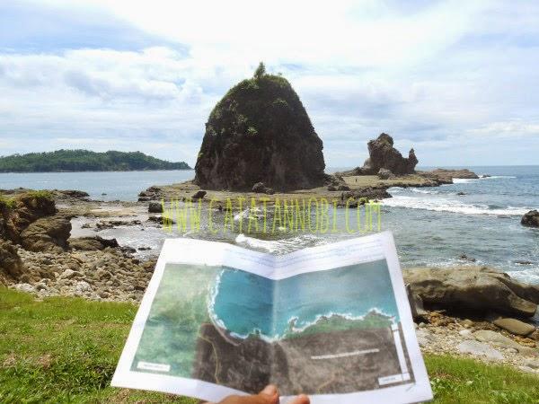 Berpetualang Pantai Watu Lumbung Gunungkidul Jogja Catatan Nobi Peralatan Waktu