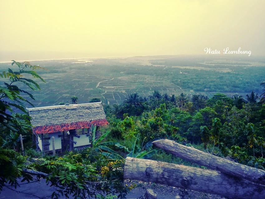 Bukit Watu Lumbung Pilihan Wisata Edukasi Jogja Atas Ketinggian Kab