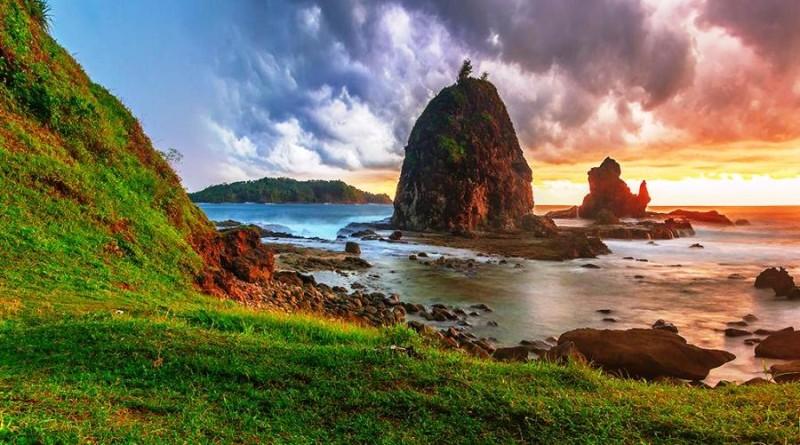 Harga Tiket Masuk Rute Menuju Pantai Watu Lumbung Gunungkidul Spot