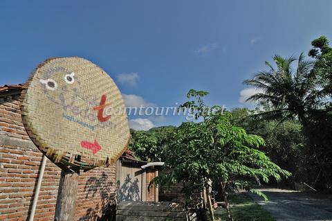 Kampung Edukasi Watu Lumbung Bantul Bersantai Sambil Belajar Petunjuk Arah