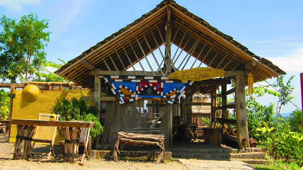 Kedai Wedangan Kampung Edukasi Watu Lumbung Kretek Bantul Yogyakarta Kab