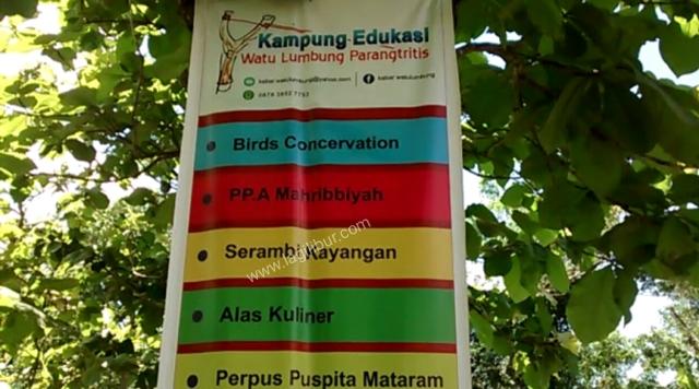 Menikmati Teh Poci Tengah Hutan Jati Kampung Edukasi Watulumbung Tempat
