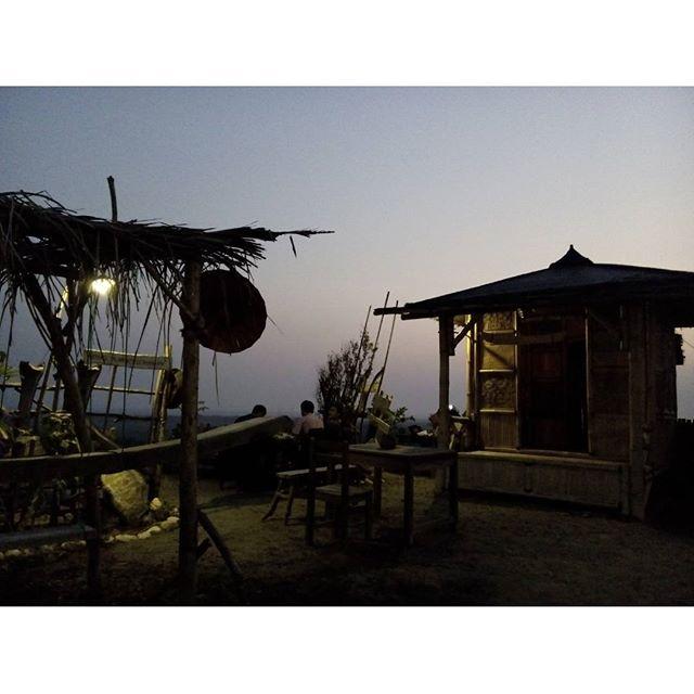 Ngopi Dijogja Kedai Wedangan Watu Lumbung Terletak Kampung Edukasi Bantul