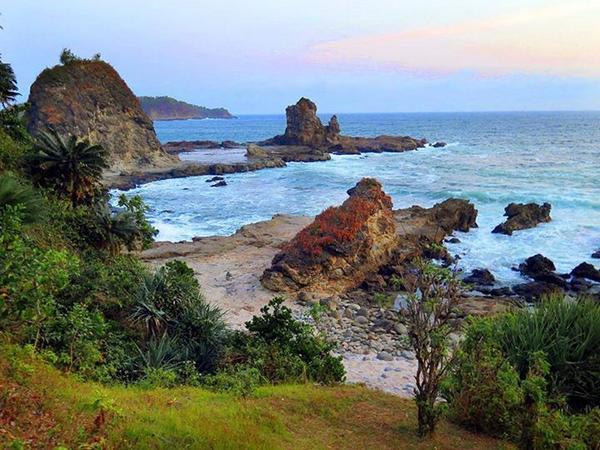 Pantai Watu Lumbung Dinas Pariwisata Diy Close Kab Bantul