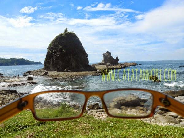Pantai Watu Lumbung Kab Bantul