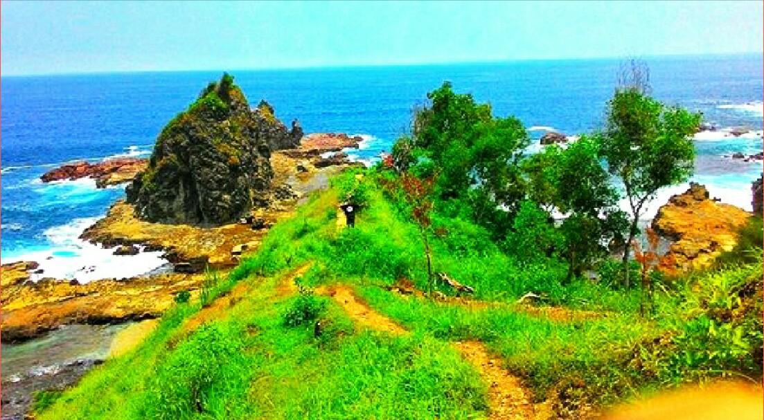 Rute Menuju Pantai Watu Lumbung Gunungkidul Gunungkidulku Kab Bantul