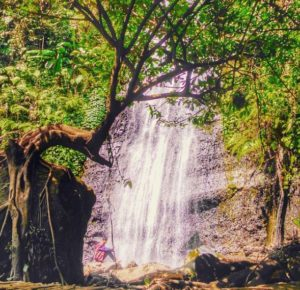 Tengok Kampung Edukasi Watu Lumbung Bantul Air Terjun Kab