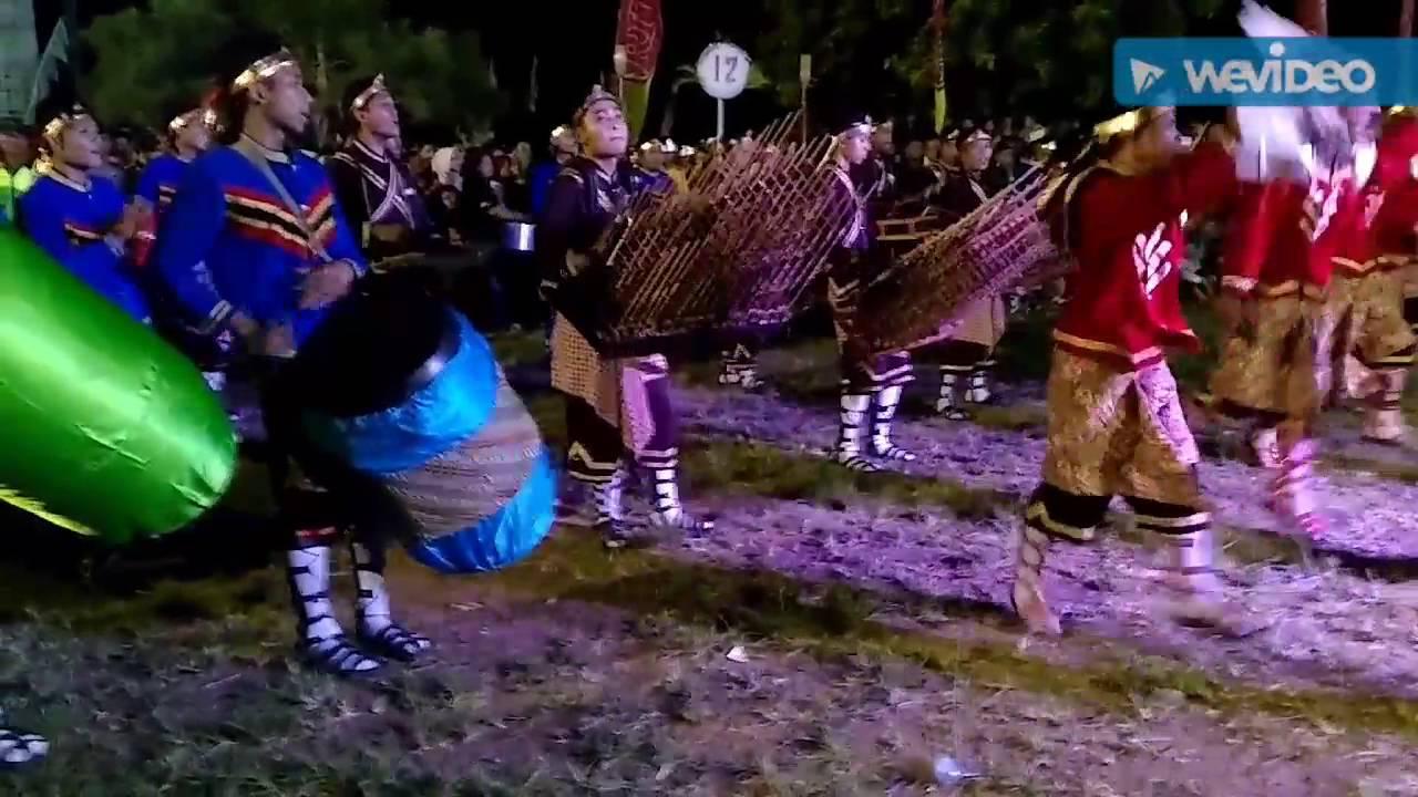 Kentongan Purwokerto Festival Jatilawang Kab Banyumas Youtube Alun