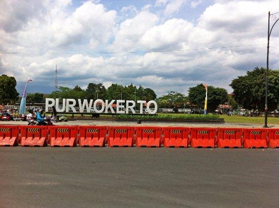Purwokerto Picture Air Mancur Alun Kab Banyumas