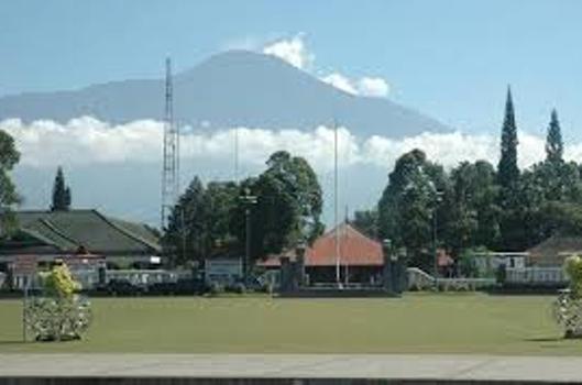 Refreshing Olahraga Alun Kota Purwokerto Banyumas Kab