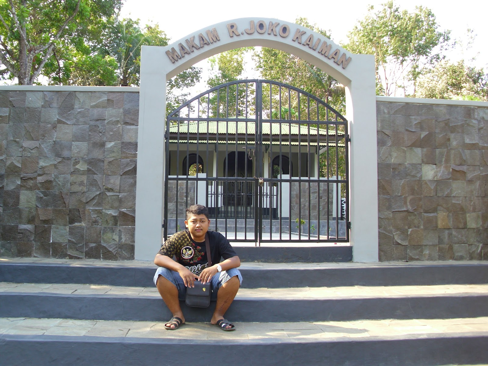 Wied Patikraja Pariwisata Banyumas Wisata Berupa Makam Bupati Desa Dawuhan