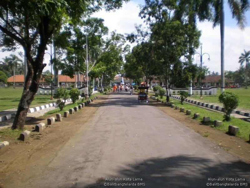 Wied Patikraja Seputar Alun Kota Banyumas Berikut Gambar Purwokerto Kab