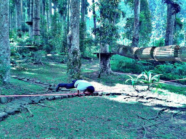 Baturraden Adventure Forest Jejak Olipe Informasi Mas Hadi Selaku Mo