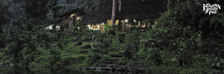 Baturraden Adventure Forest Outbound Tranning Gathering Baf Kab Banyumas