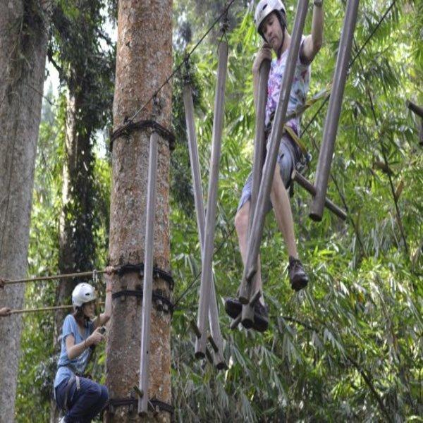 Baturraden Adventure Forest Wisata Alam Terbaik Purwokerto Lihat Baf Kab