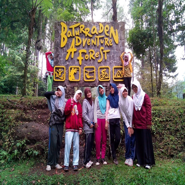 Baturraden Adventure Forest Wisata Alam Terbaik Purwokerto Lihat Indah Baf