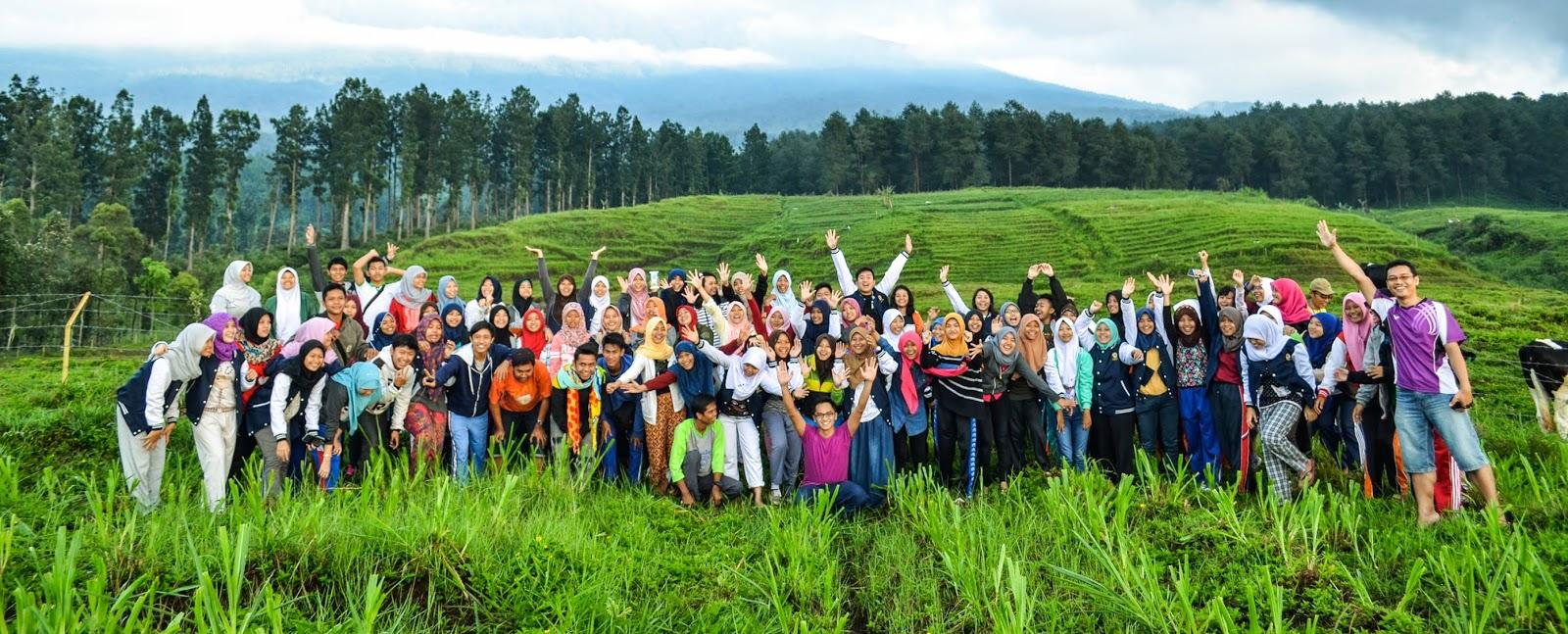 Noviani Catur Ratna Anggraeni Reflective Essay Baf Outbond Baturraden Adventure