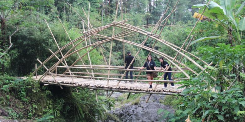 Pulang Kantor Langsung Ngabur Purwokerto Kompas Baturraden Adventure Forest Baf