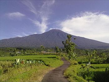 Purwokerto Wikitravel Mount Slamet Karangsalam Village Baturraden Adventure Forest Baf