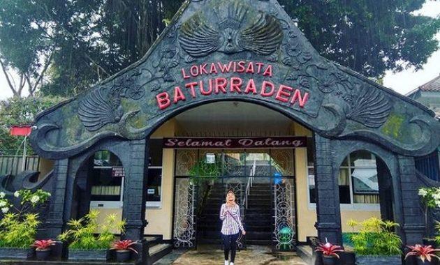 Tiket Masuk Baturraden Adventure Forest Purwokerto Lokasi Alamat Jam Buka
