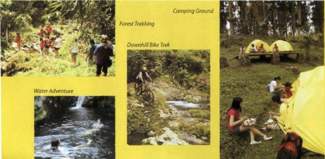 Wisata Banyumas Stikes Harapan Bangsa Purwokerto Baturraden Adventure Forest Baf