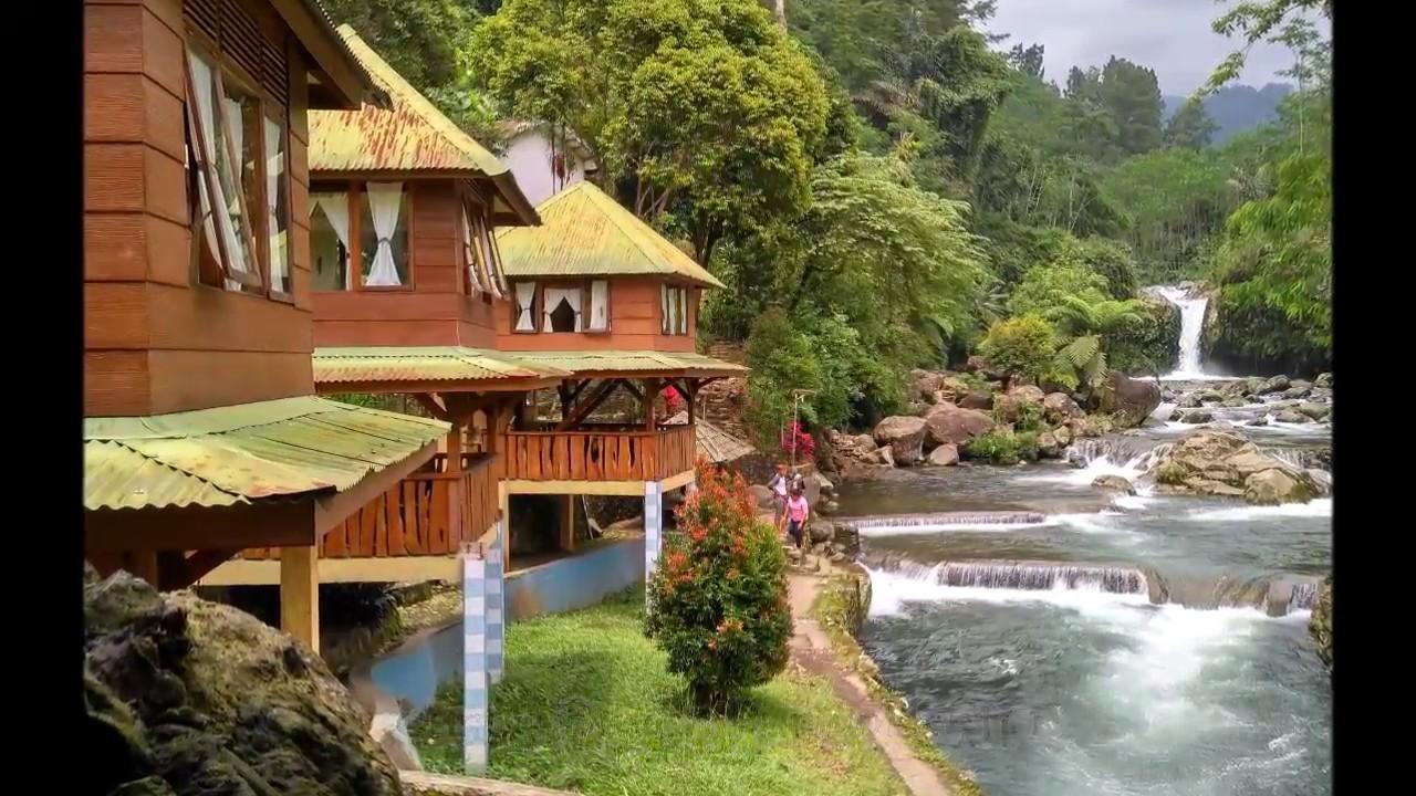 Curug Bayan Dusun Kalipagu Desa Ketenger Baturraden Youtube Wisata Kab
