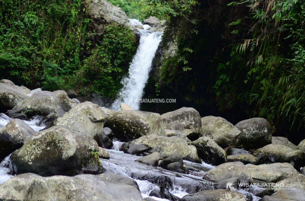 Curug Bayan Kalipagu Wisatajateng Kabupaten Banyumas Desa Wisata Ketenger Kab