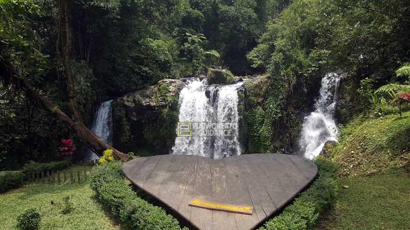 Curug Jenggala Kalipagu Ketenger Baturraden Purwokerto Guidance Salah Satu Desa
