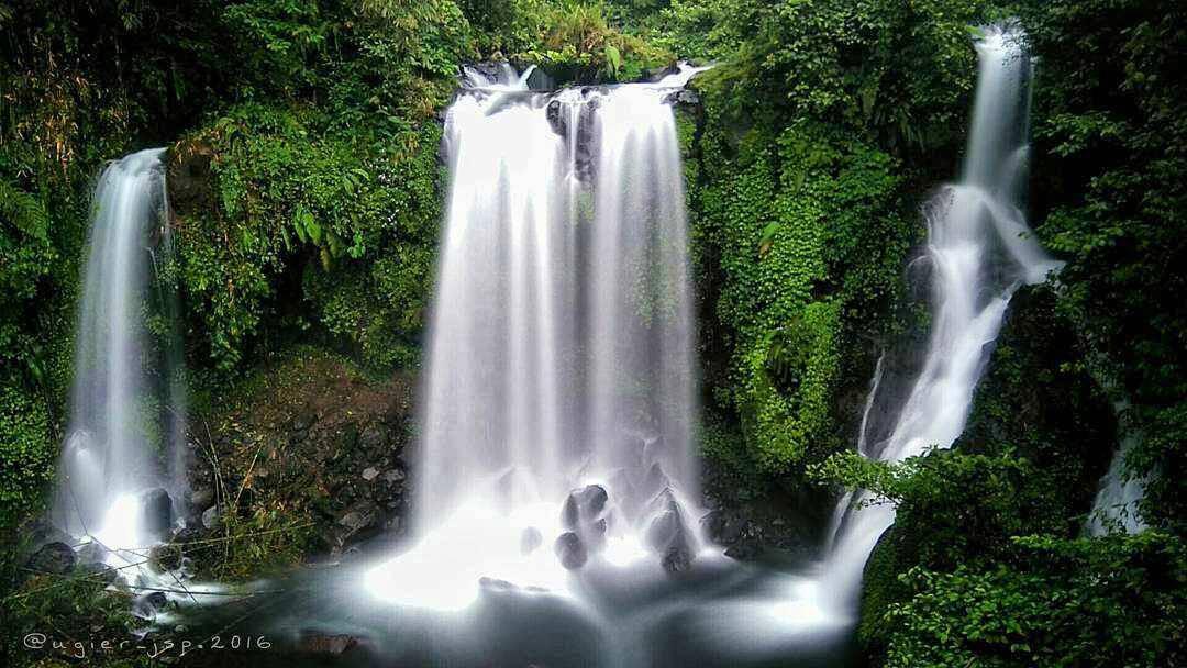 Love Purwokerto Curug Jenggala Dusun Kalipagu Desa Ketenger Wisata Kab