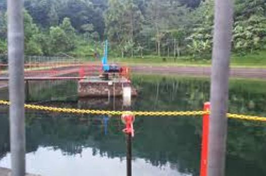 Wisata Sejarah Kolam Tando Plta Ketenger Banyumas 1 Desa Kab