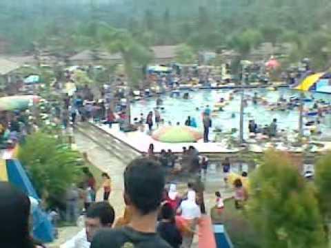 Ajibarang Dreamland Youtube Waterpark Kab Banyumas