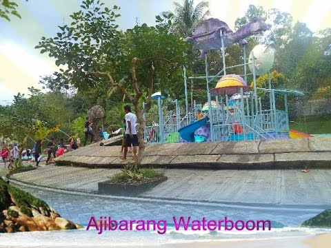 Ajibarang Waterboom Dreamland Youtube Waterpark Kab Banyumas