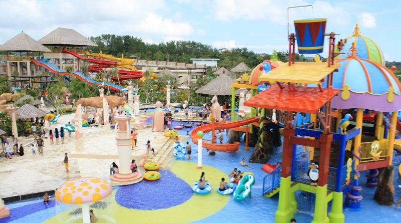 Destinasi Wahana Dream Land Park Pancasan Ajibarang Wisata Banyumas Dreamland