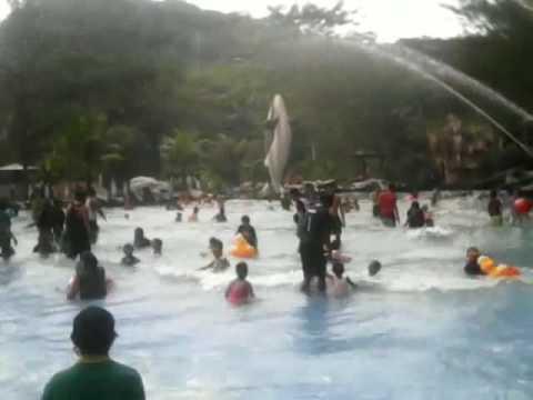 Dream Land Park Ajibarang Banyumas Youtube Dreamland Waterpark Kab