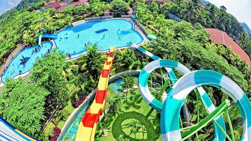 Dream Land Park Pancasan Ajibarang Purwokerto Satria Explore Pwt Berada