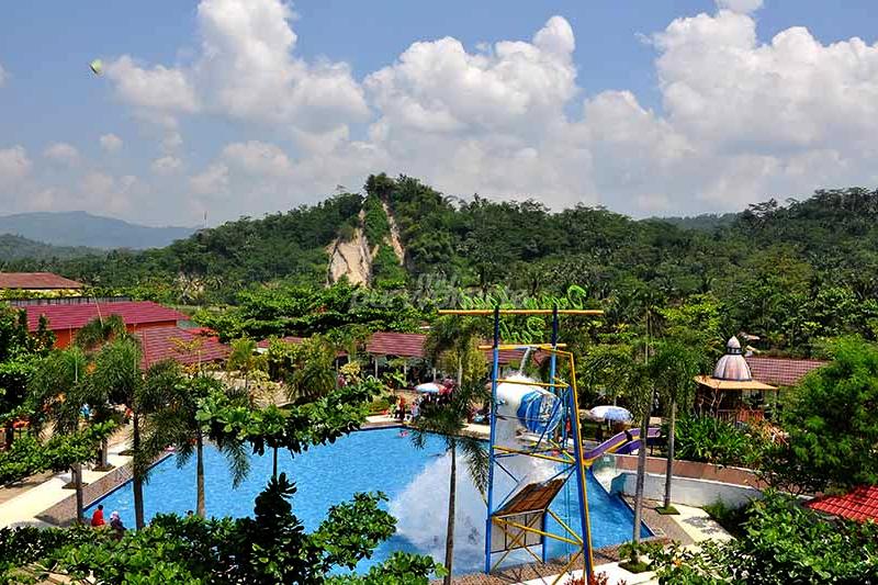 Dream Land Spring Water Dreamland Waterpark Ajibarang Kab Banyumas