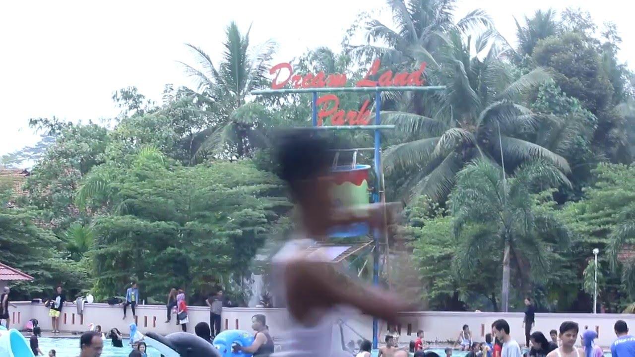 Dream Land Water Park Ajibarang Jawa Tengah Indonesia Youtube Dreamland