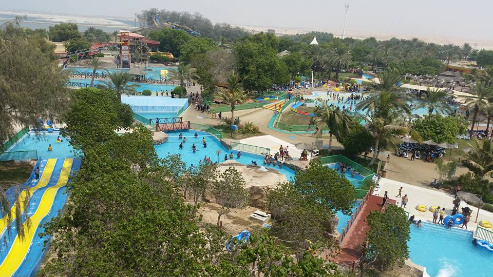 Harga Tiket Masuk Dream Land Water Park Ajibarang Juni 2018