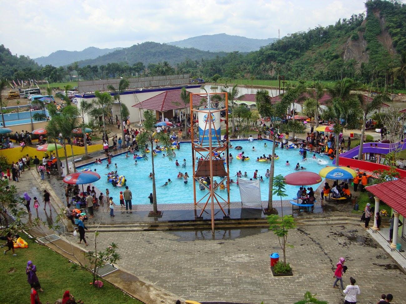 Kawasan Wisata Air Dream Land Pemerintah Kabupaten Banyumas Dreamland Waterpark