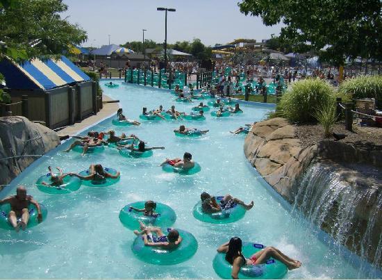 Pesona Wisata Dream Land Spring Water Park Banyumas Harga Tiket