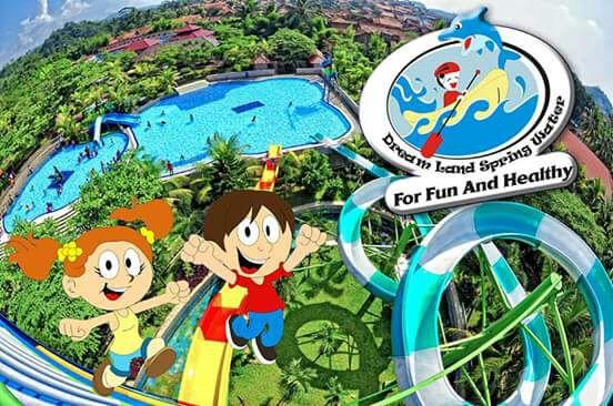 Rumah Iklan Dream Land Park Galeri Gambar Dreamland Waterpark Ajibarang