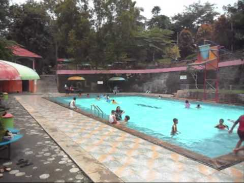 Wisata Keluarga Dream Land Park Youtube Dreamland Waterpark Ajibarang Kab