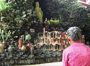 Berita Online Gereja Katolik Indonesia Tag Archive Gua Maria Enam