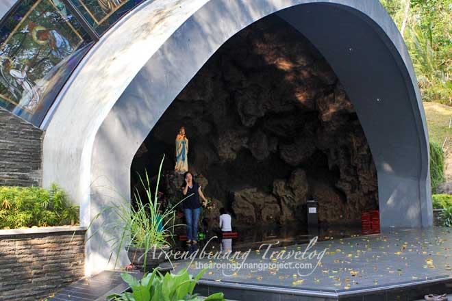 Cave Virgin Mary Kaliori Banyumas Aroengbinang Goa Maria Kab
