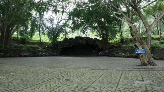 Peristiwa Bersejarah Gua Maria Kaliori Banyumas Goa Kab