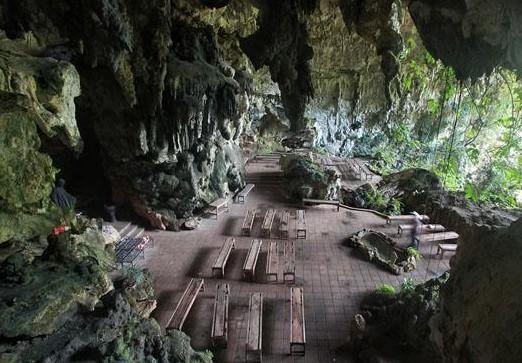 Pesona Keindahan Wisata Goa Maria Tritis Paliyan Gunung Kidul Yogyakarta