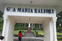 Visit Gua Maria Kaliori Trip Banyumas Indonesia 7 Goa Kab