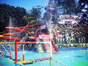 Theblues Chelsea Mei 2015 Surya Yudha Park Kebun Water Kab