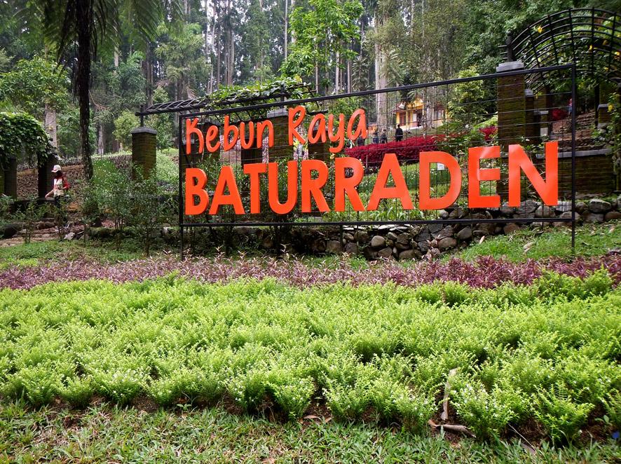 Harga Tiket Masuk Kebun Raya Baturaden 2018 Htm Baturraden Kab