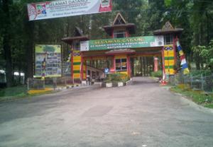 Kebun Raya Baturaden Botanical Gardens 1 Baturraden Kab Banyumas